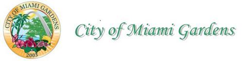 THE CITY OF MIAMI GARDENS LOGO